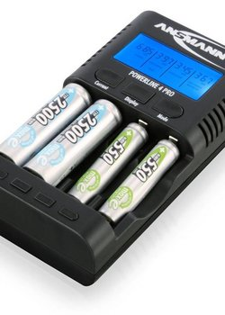 Batterien und Batterien