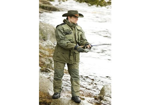 Jahti Jakt Fishing Suit Groen L