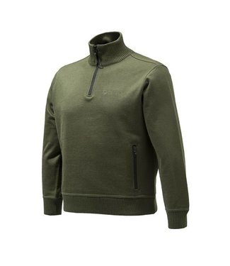 Beretta Sweater Techno Windshield Half-Zip Groen XL