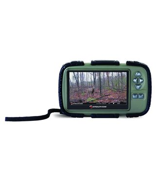 Stealth Cam SD Card Reader 4.3 LCD Screen