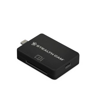 Stealth Cam IOS SD Kartenleser