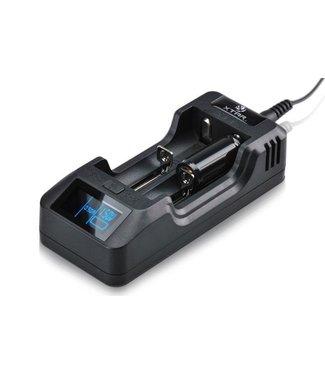 Xtar VP1 2-Schacht inkl. 12-V-Kfz-Adapter