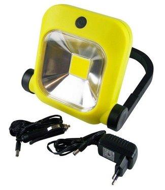 Euregiohunt LED Akku Such-Handscheinwerfer 20 W 1600 Lumen