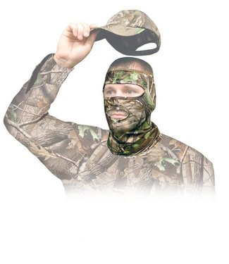Primos Ninja ¾ katoenen gezichtsmasker