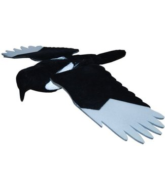 ProLoo Ekster geflockt met foam vleugels