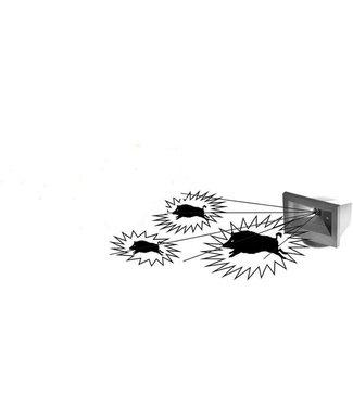 Wild-Ex S-Pulse - Electronische Wildverdrijver
