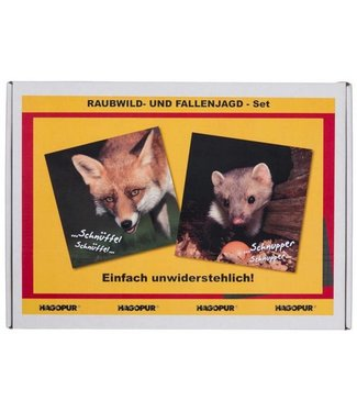 Hagopur Raubwild-und Fallenjagd-Set