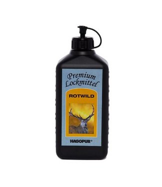 Hagopur Premium Lockmittel Rotwild 500 ml