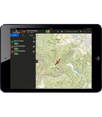 Tracker Tracker Hunter for iOS