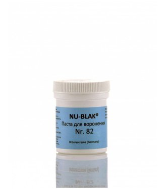 NU-BLAK Bruniercreme Nr. 82