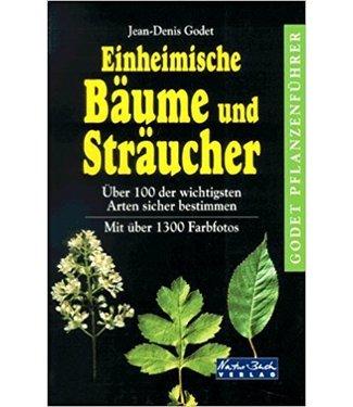 Euregiohunt Buch Einheimische Bäume und Sträucher