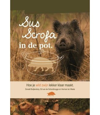 Sus Scrofa in de pot