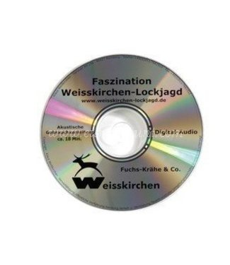 Weisskirchen DVD 'Faszination Lockjagd