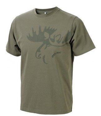 Jahti Jakt Print T-Shirt Maat XS