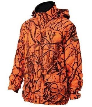 Jahti Jakt Pro Safety Jacket Camo Oranje S