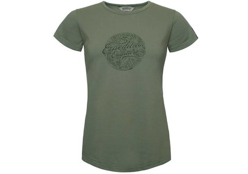 Bushman Saline T-Shirt Olive S