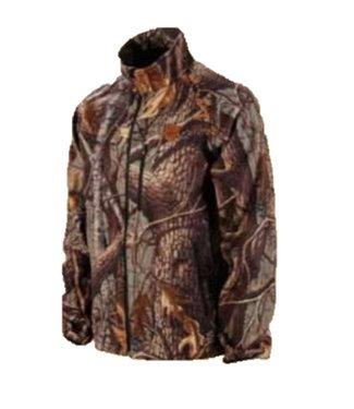 Jahti Jakt Fleece Jacket Hardwood Camo L