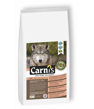 Carnis Geperste hondenbrokken 1 kg Zalm