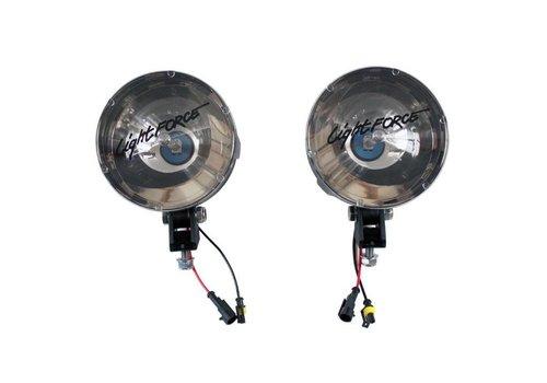 LightForce Rmdl Driving Light 140Mm - Hid Twin Pack 12V 35W R