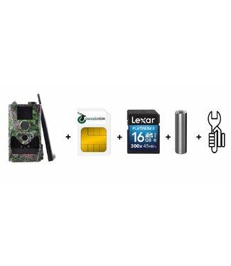 Boly Media SG880MK-14mHD - Gebruiksklaar