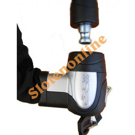 SXP ART4 kettingslot met vast slot 10,5mm 150cm