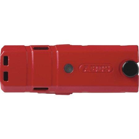 ABUS Schijfremslot Granit Detecto X Plus 8077 alarm ART 4 Rood