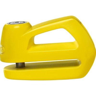 Abus Schijfremslot Element 290 Geel 10mm
