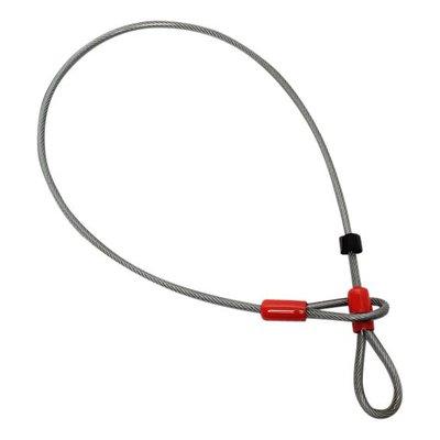 DoubleLock Kabel voor hangslot Cable 120/10 - 120 CM