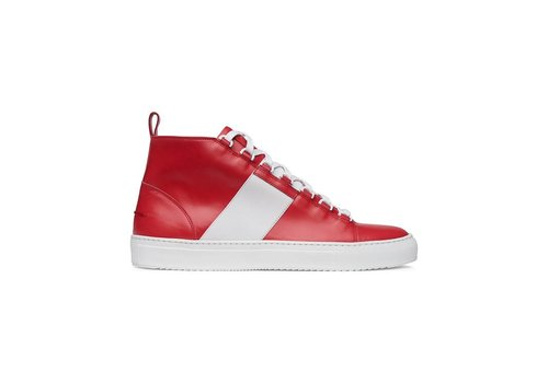 Mario Mid sporty red multi