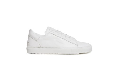 Mario Low sporty All White