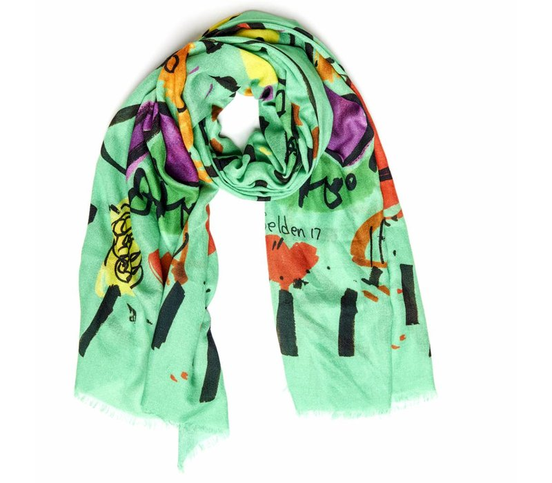 The Bruna Scarf
