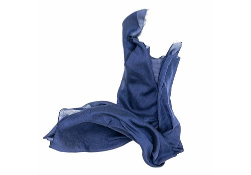 Roberta Scarf Indigo - ONLY 3 PCS LEFT