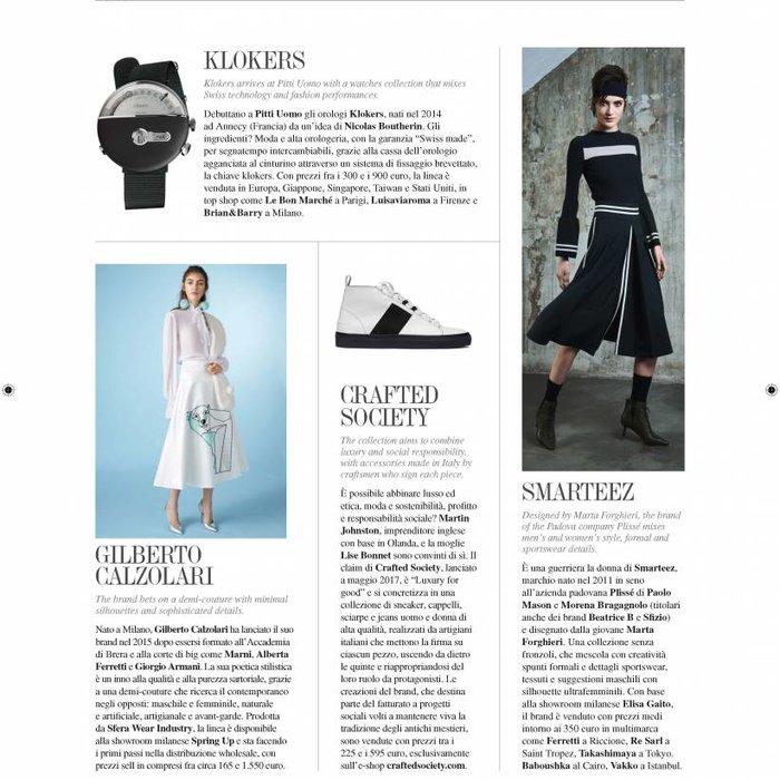 Pitti Uomo Fashion Magazine