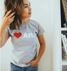 t-shirt Love Art