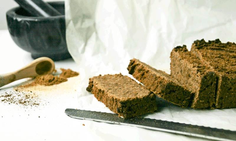 Vegan Speculaas Cake