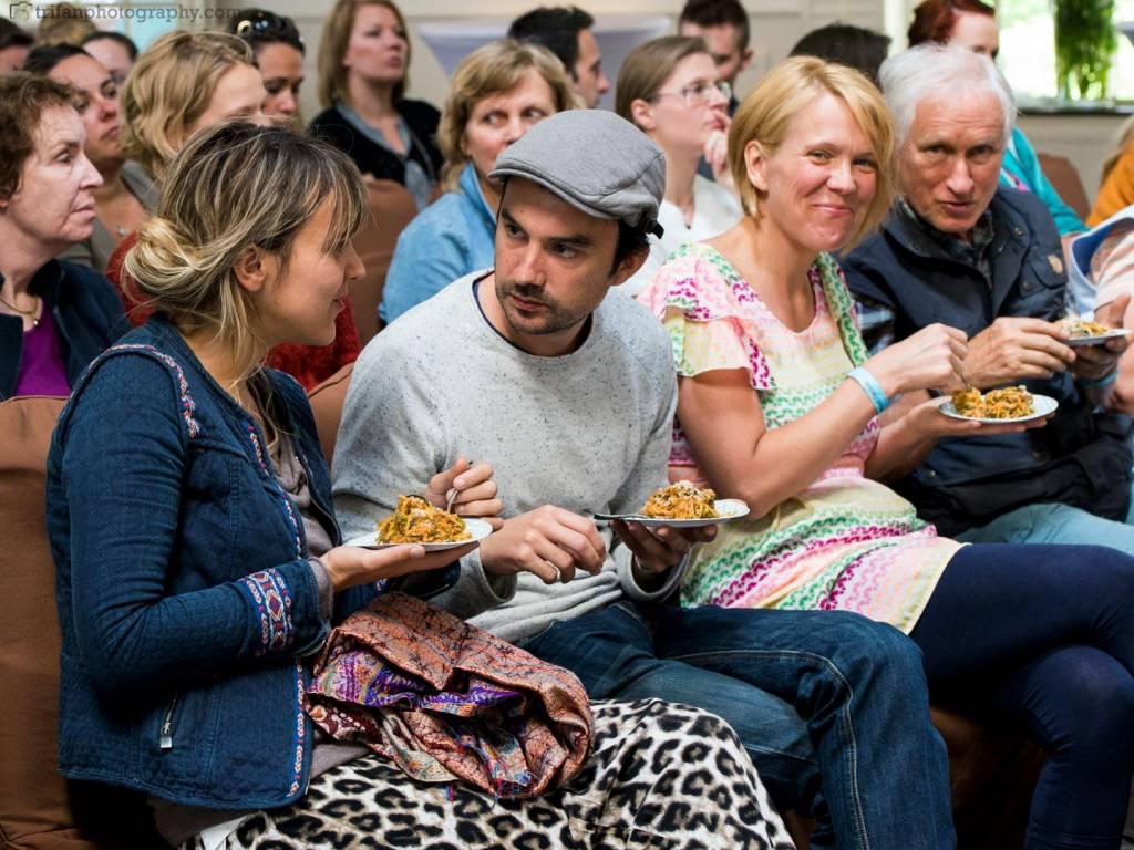 Raw Food Festival 2015