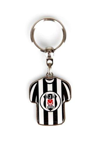 BJK es01 gestreept shirt sleutelhanger