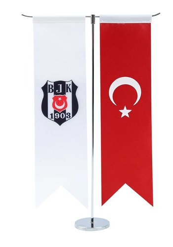 BJK b562 table flag 8*32