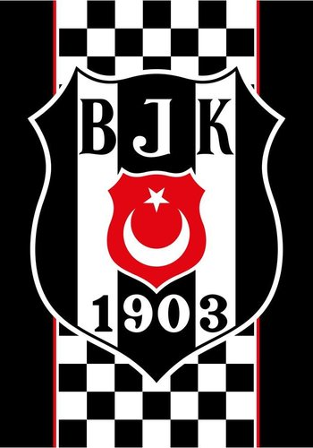 BJK new flag 200*300 checked