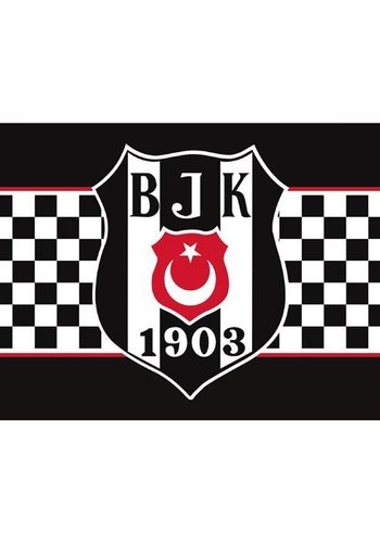 BJK 100*150 checked flag