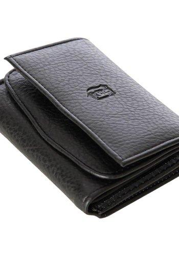 BJK brieftasche k16czda-02 schwarz