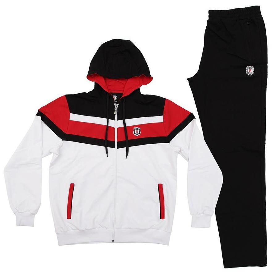 7717403 trainingsanzug herren hoodie