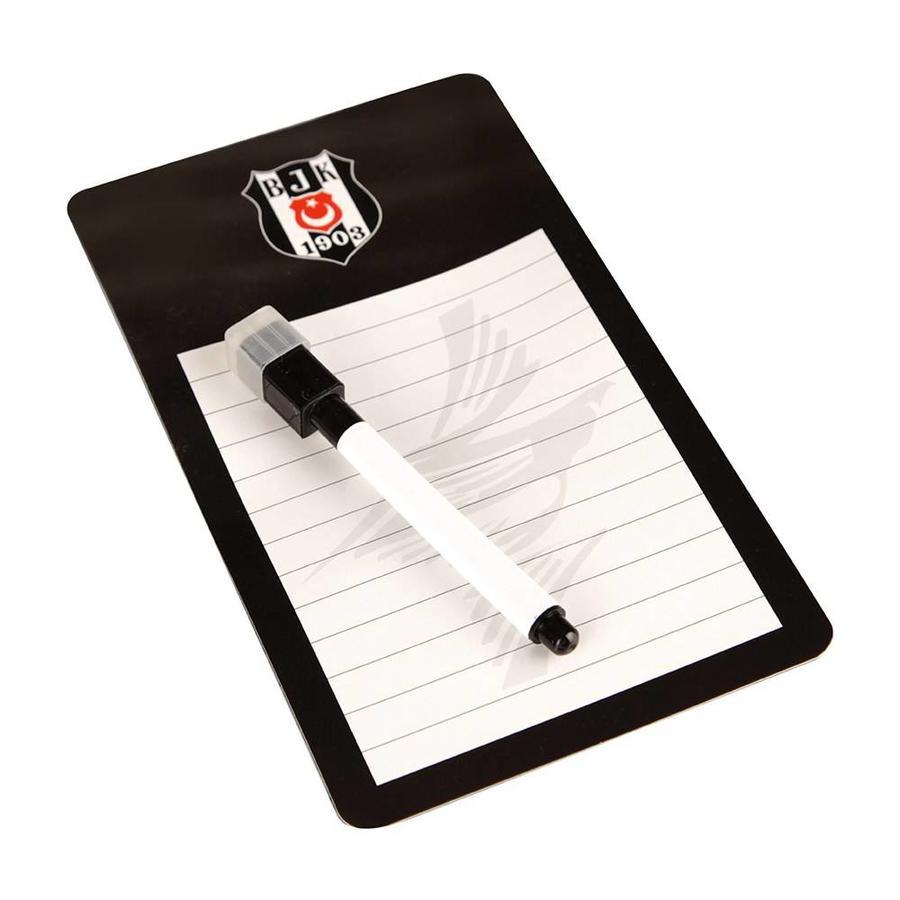 BJK es17 magnetisches notizbuch mit kugelschreiber
