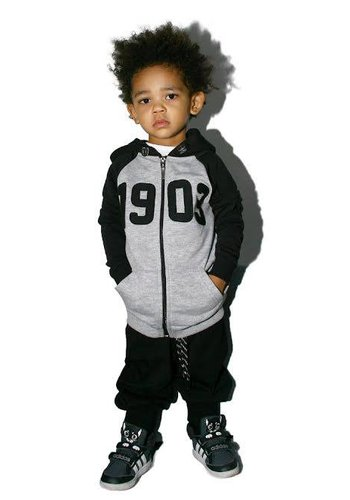 6717250 hooded sweater kinderen