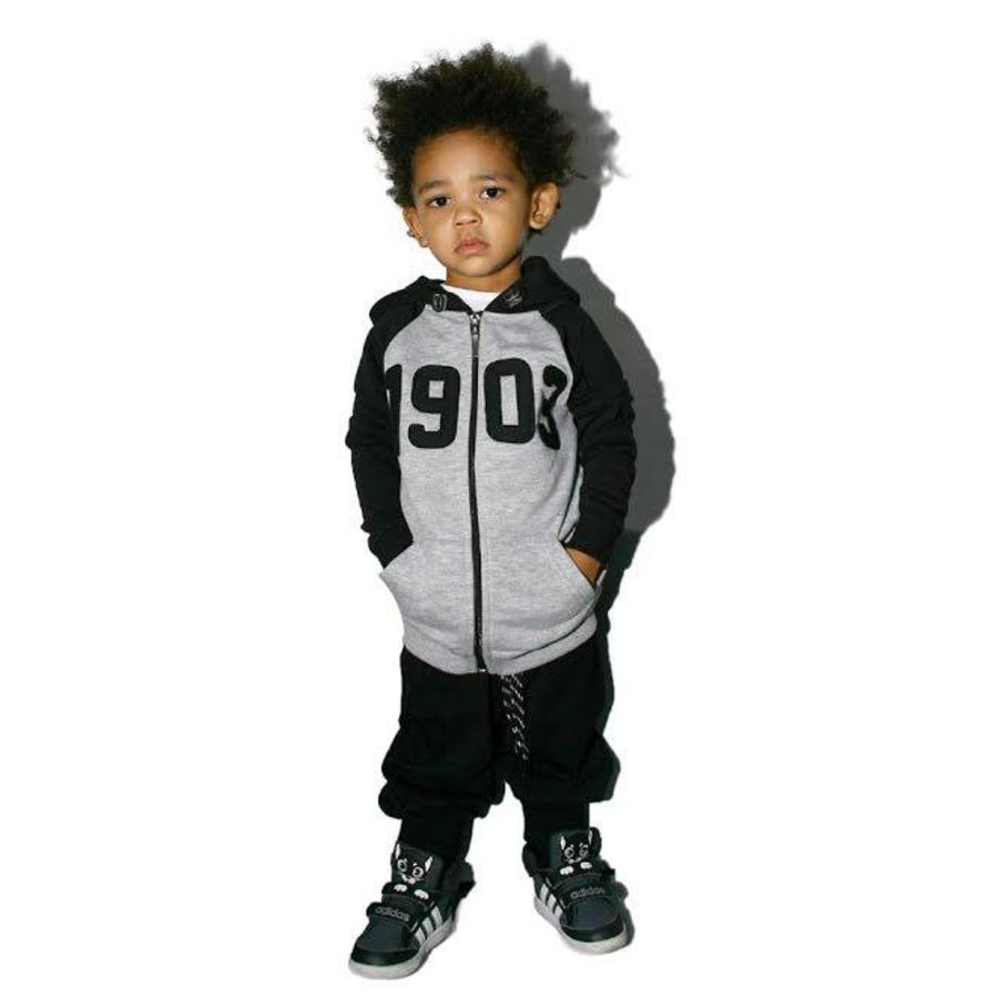 6717250 Kids hooded sweater
