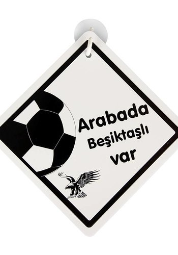 BJK es10 autohanger 'arabada Beşiktaşli var'