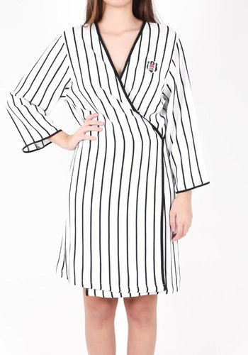 BJK Womens dressing gown