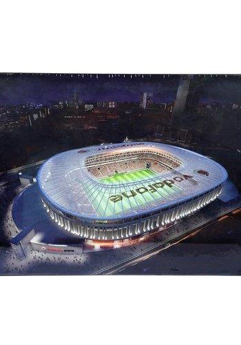 BJK es36 puzzle 68*86 2000 st stadion