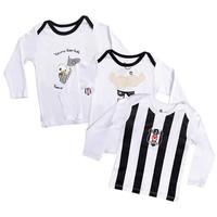 BJK dreiteiliges t-shirt baby 01