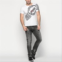 BJK çarşı 07 stempel t-shirt